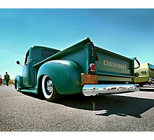 1948 Chevrolet 3100 Photographic Print