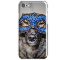 Masked Puppy iPhone Case/Skin