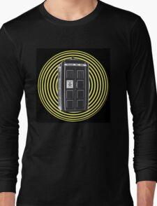 DARK TARDIS TYPE 40 Long Sleeve T-Shirt