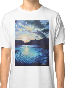 'Sunset On Chetola' Classic T-Shirt