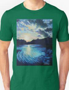 'Sunset On Chetola' T-Shirt