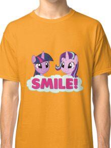 Starlight & Twilight - SMILE! Classic T-Shirt
