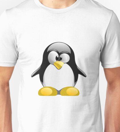 Tux illustration  Unisex T-Shirt