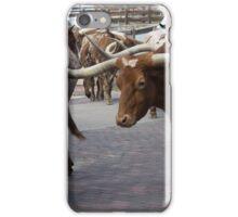 Cattle Drive 7 iPhone Case/Skin