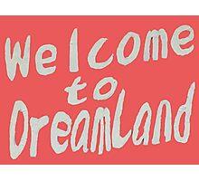Dreamland Photographic Print
