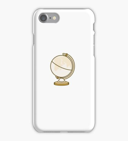 Globe: Vintage Icons Series iPhone Case/Skin
