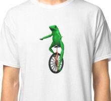 Dat Boi - Unicycle Frog Classic T-Shirt