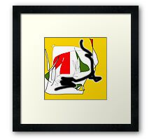 Mick the Jagger - Dance Framed Print