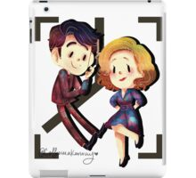 Freddie and Bel iPad Case/Skin