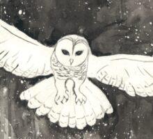 snowowl Sticker