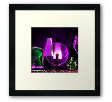 Unsealed/ Alien Files! Framed Print