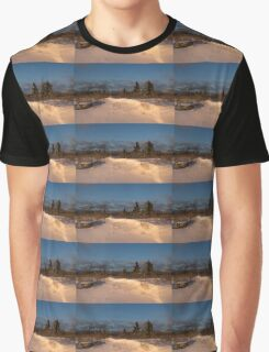 The Morning After the Snowstorm Graphic T-Shirt