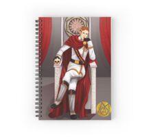 Emperor Hux Spiral Notebook