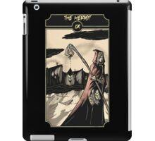The Hermit - Sinking Wasteland Tarot iPad Case/Skin