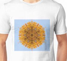 Foliage Snowflake Unisex T-Shirt