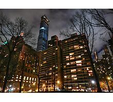 New York City - Central Park 003 Photographic Print