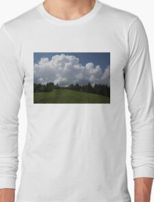 A Little Road to the Clouds Long Sleeve T-Shirt