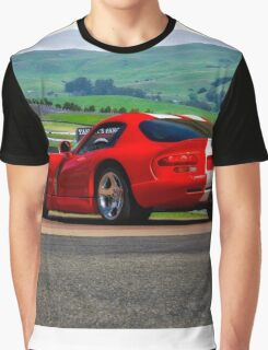 Dodge Viper GTS Graphic T-Shirt