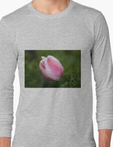 Rainy day tulip Long Sleeve T-Shirt