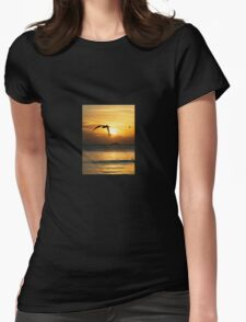 Siesta Key  Womens Fitted T-Shirt