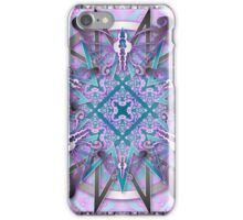 Butterfly Hex-001 iPhone Case/Skin