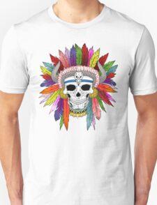 Shamanistic skull T-Shirt