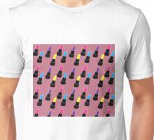 Lipsticks  Unisex T-Shirt