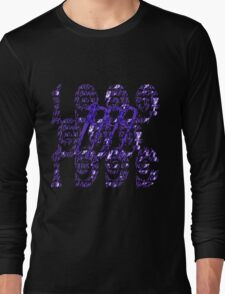 1999 Prince Tribute Long Sleeve T-Shirt