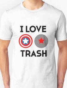 I Love Trash Unisex T-Shirt