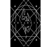 Dovahkin Photographic Print
