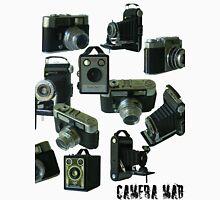 Camera Mad Unisex T-Shirt