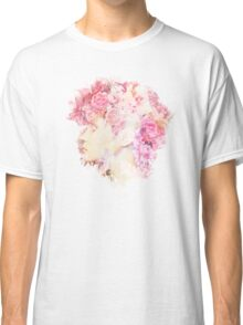 Roses Artwork Classic T-Shirt