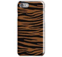0602 Russet Tiger iPhone Case/Skin