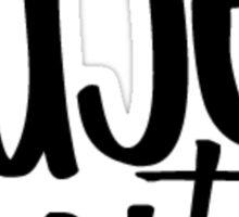 Bullet Journal Master Sticker