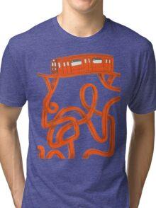 Take the Long Way Home Tri-blend T-Shirt