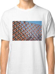 Geometrical Ice Patterns Classic T-Shirt