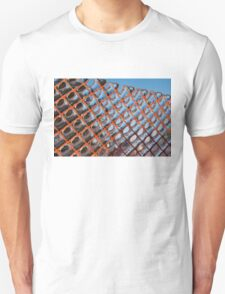 Geometrical Ice Patterns Unisex T-Shirt