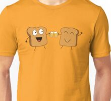Giving A Toast Unisex T-Shirt