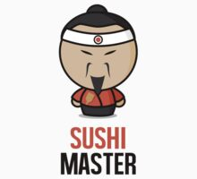 Sushi Master Baby Tee