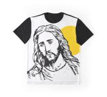 JESUS CHRIST-2 Graphic T-Shirt