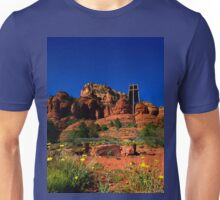 Chapel of the Holy Cross Unisex T-Shirt