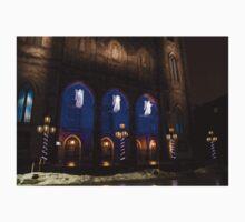 Christmas Angels - Notre-Dame de Montreal Basilica One Piece - Short Sleeve