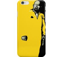 Walter White Heisenberg - Breaking Bad iPhone Case/Skin