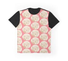 Vanilla Concha Bread Graphic T-Shirt
