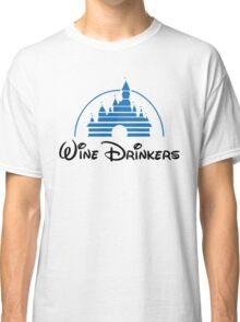 Wine Drinkers Classic T-Shirt