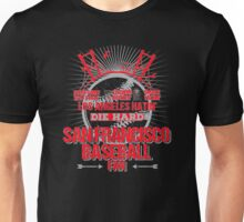 Die hard Sanfrancisco baseball Unisex T-Shirt