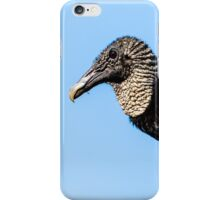 Black Vulture iPhone Case/Skin