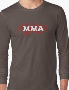 MMA  Long Sleeve T-Shirt