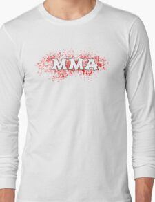 MMA  Long Sleeve T-Shirt