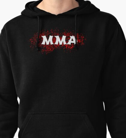 MMA  Pullover Hoodie